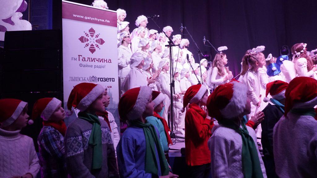 Радіо FM Галичина і «Львівська газета» традиційно стали помічниками святого Миколая
